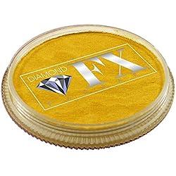 Diamond FX Essential Pintura Face - Amarillo (30 gm)