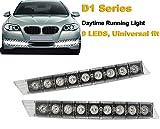 Motoeye D1 Tagfahrlicht LED Blinker Position Licht 9 LEDs 12 V E-Prüfzeichen