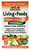 Best Organic Multi Vitamins - Country Farms Living Foods Daily Multi-Vitamin Tablets Review