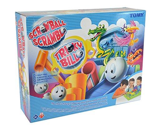 tomy geschicklichkeitsspiel f r kinder crazy ball mehrfarbig hochwertiges kinderspielzeug. Black Bedroom Furniture Sets. Home Design Ideas