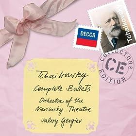 Tchaikovsky: Swan Lake, Op.20 - Mariinsky Version / Act 1 - Scene 1: Pas de trois - Intrada (Allegro moderato)