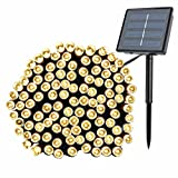 LED Lichterkette Solar