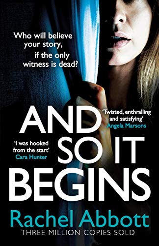 And So It Begins: A brilliant psychological thriller that twists and turns (English Edition)