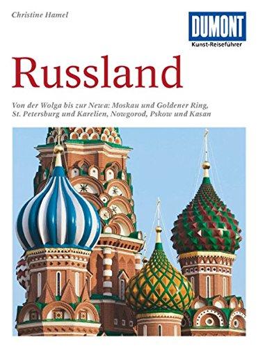 Kunst Reiseführer: Russland - DuMont