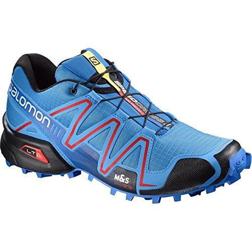 Salomon - Chaussures Trail Speedcross 3 Homme Salomon BLEU
