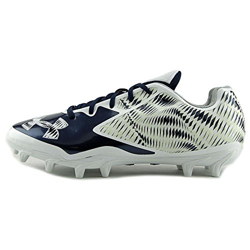 Under Armour Nitro Low MC Synthétique Baskets Wht-Mdn