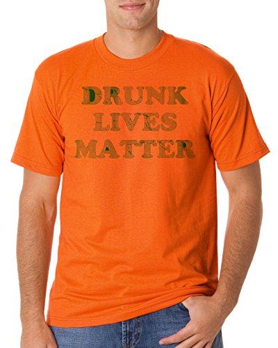 Palalula Herren T-Shirt Orange