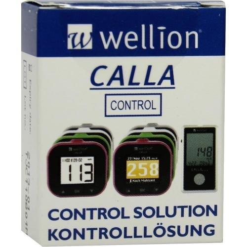 WELLION CALLA Kontrolllösung Stufe 1 1 St Lösung