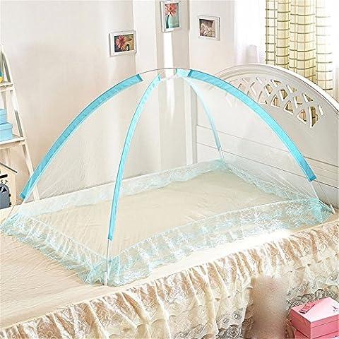 Les moustiquaires de lit imprégnées d'insecticide pour bébés enfants sans
