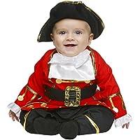 My Other Me - Disfraz de pequeño corsario para niño, 1-2 años (Viving Costumes 203827)