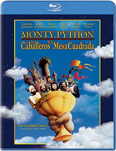 Monty Python: Los Caballeros Mesa Cuadrada [Blu-ray]