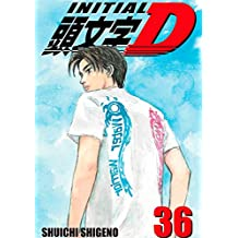 Initial D Vol. 36 (comiXology Originals)