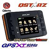 Qstarz lt-q6000CX LCD Farbe 10Hz GPS-Daten Logger Racing LAP TIMER & Analyse Software + UK/Euro Netzstecker Ladegerät–für Autos