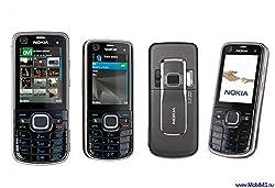 Nokia 6220C-1 Classic Mobile - Black Color