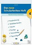 Sprachlichter: 4. Schuljahr - Das neue Schularbeiten-Heft: Lernhilfe mit CD-ROM