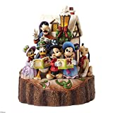 Disney Tradition Holiday Harmony (Mickey Mouse & Gang Carolling Figur)