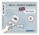 Meine Lesedose Englisch 4 - My body: 24 Bild-Wort-Karten