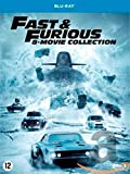 BLU-RAY - Fast & Furious 1-8 (1 Blu-ray)