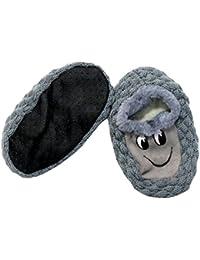 Neska Moda Boys & Girls Smiley Booties/Indoor Slippers For 2 To 4 Years Age