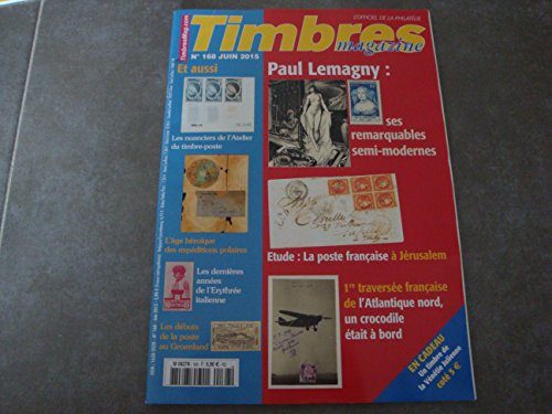 TIMBRES MAGAZINE N°168