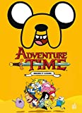 ADVENTURE TIME INTEGRALE - VOLUME 2 (French Edition)