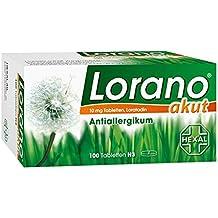 Lorano akut 10 mg Tabletten, 100 St