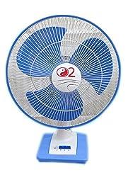 O2 HIGH Speed Table Fan