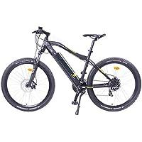 EASYBIKE E-Bike Elektofahrrad MI5-650 27,5 Zoll Bereifung 13Ah 396Wh E-Mountainbike SCHWARZ Modell 2016