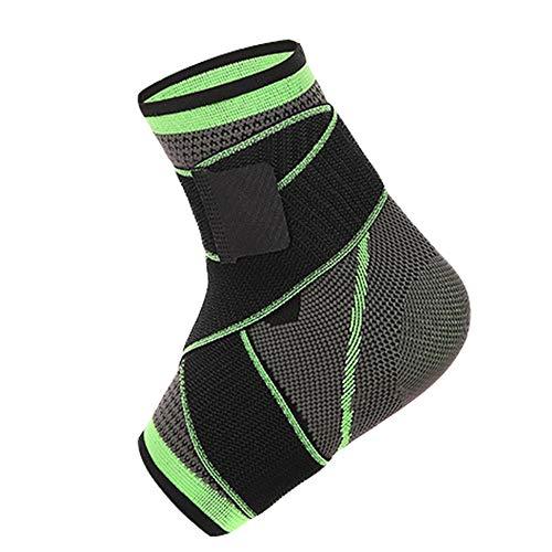 LEIAZ Ankle Pack Wrap Zur Schmerzlinderung - Wiederverwendbarer Mikrowellen-Knöchelwärmer, Cold Compress Brace Für Geschwollene Füße Und Knöchel,XL - Mcdavid Knöchel-wrap