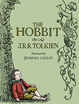 The Colour Illustrated Hobbit by [Tolkien, J. R. R.]