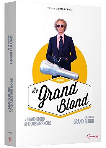 Coffret Le Grand Blond : Le Grand Blond avec une chaussure noire + Le Retour du Grand Blond