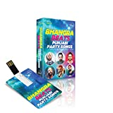 Music Card: Bhangra Beats-Punjabi Party Songs - 320 kbps MP3 Audio (4 GB)