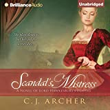 Scandal's Mistress: A Novel of Lord Hawkesbury's Players, Book 2