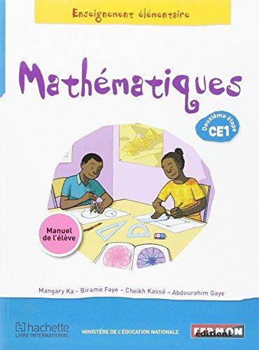 Mathématiques CE1 Elève 2e étape