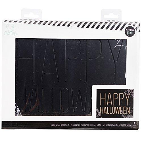 Heidi Swapp 10268595Schablone zum 314316Happy Halloween Wand Wort, multicolor