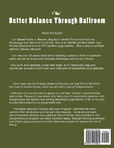 Better Balance Through Ballroom: Using Exercise, Yoga and Dance to Reduce Your Risk of a Fall