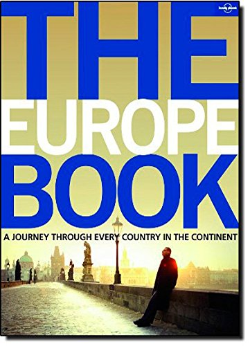 The Europe book (City guide) por Laetitia Clapton