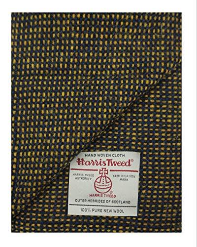 Harris Tweed-Stoff, 100% Reine Wolle, mit Etiketten, 75 x 50 cm oct204 - Siehe die ganze Reihe von Harris Tweed im fatfrog.uk.online Amazon Shop