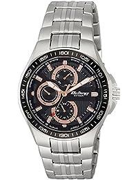 Titan Octane Analog Black Dial Men's Watch-NJ90041KM01