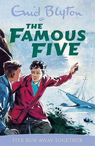 3: Five Run Away Together (Famous Five)