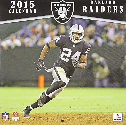 Oakland Raiders 2015 Calendar
