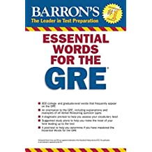Essential Words for the GRE (Barron's Test Prep)