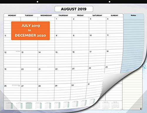Wall Calendar 2019-2020 by Smart...