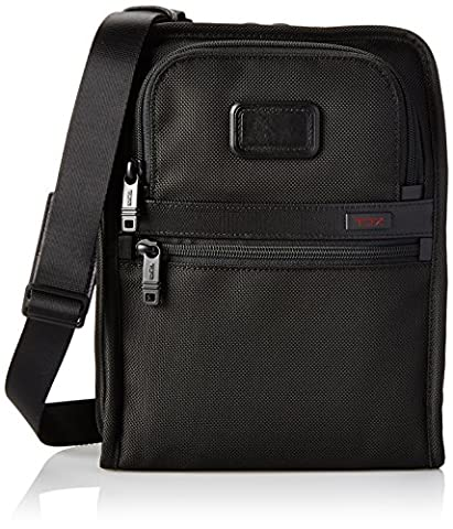 Tumi Alpha 2 Organizer Travel Tote, Black (Black) - 022116