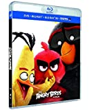 Angry Birds - Le film [Combo Blu-ray 3D + Blu-ray + DVD + Copie...