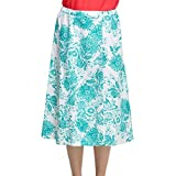 Oxolloxo Floral Printed Skirt