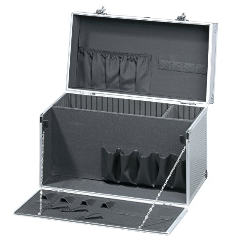 "Comair 3011175 Werkzeugkoffer\""Meister\"" Aluminium"