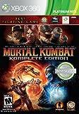 Warner Bros Mortal Kombat Komplete Edition, Xbox360