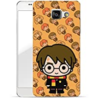 "Harry Potter ""Chibi Serie"" étui rigide Samsung Galaxy A3 / A5 2016 - Harry Potter Chibi orange, Samsung Galaxy A3 2016"
