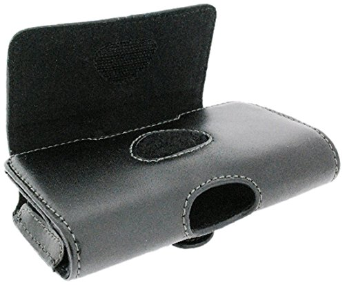 HTC Standard Leather Pouch (mit HTC logo) blister
